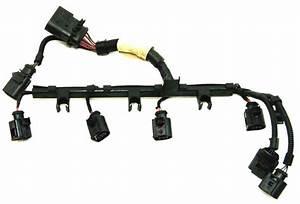 Fuel Injector Wiring Harness Pigtail 2 0t Vw Jetta Gti Mk5 Audi Tt A3 Eos Passat