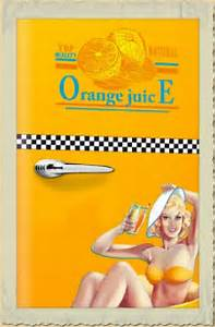 Kühlschrank Amerikanischer Stil : amerikanischer retro k hlschrank orange juice in gelbamerican diner m bel im retro stil kaufen ~ Orissabook.com Haus und Dekorationen