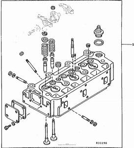 John Deere 445 Engine Schematic