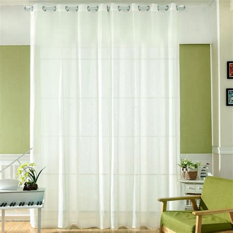 Where To Buy Living Room Curtains by Aliexpress Buy New Solid Color Curtain Window