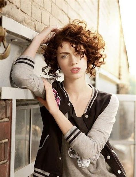 short curly hairstyles tumblr 15 inspirations of short curly hairstyles tumblr