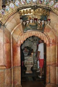 Jesus Tomb Holy Sepulchre Church