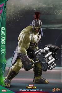 Hot Toys: MMS430 Thor Ragnarok Gladiator Hulk 1/6 Scale ...