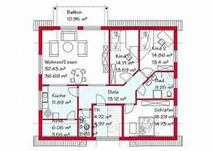 Bauen Zweifamilienhaus Grundriss : doppelhaush lfte in massivbauweise bauen gse haus ~ Lizthompson.info Haus und Dekorationen