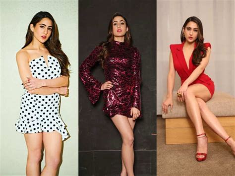 Sara Ali Khan Hot And Sexy Photos Style Alert 10 Hottest