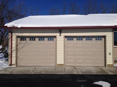 windows  doors garage doors  marshall exteriors garage doors