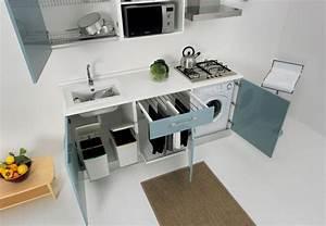 cuisine pour studio comment l39amenager With comment meubler un studio 6 petites cuisines mobalpa