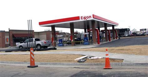 exxon  store soft opening thursday february