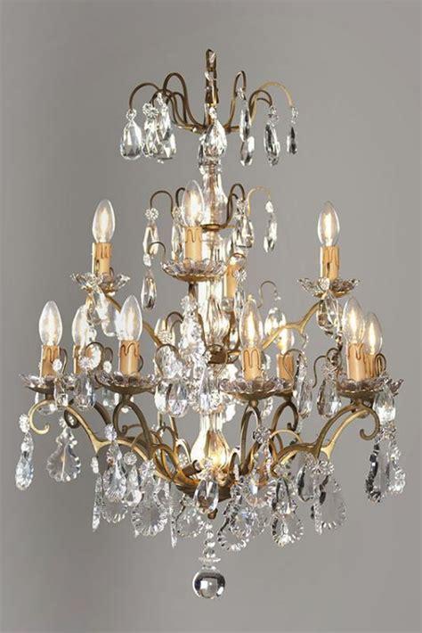 Französische Kronleuchter Antik by Antike Franz 246 Sische Kristall Kronleuchter Mit Beleuchtung