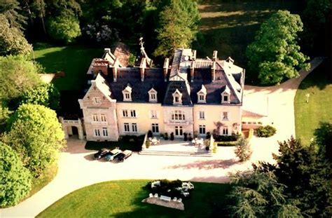 luxus anwesen  burgund masterhomes