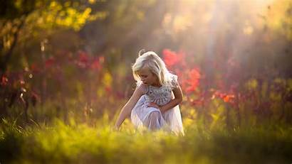 Children Nature Wallpapers Jake Sunlight Olson Blonde