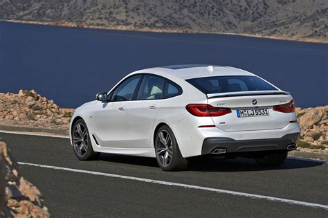 Bmw 6 Series Gt Wallpapers by Bmw 6 Series Gt Makes Its Debut At Frankfurt Motor Show