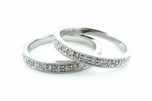 same sex rings gay lesbian wedding rings max diamonds With matching lesbian wedding rings