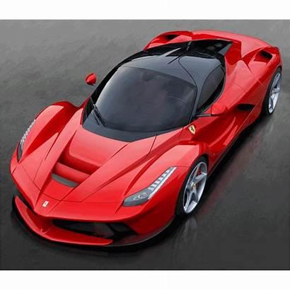 Ferrari Laferrari Draw Step Easy Learn
