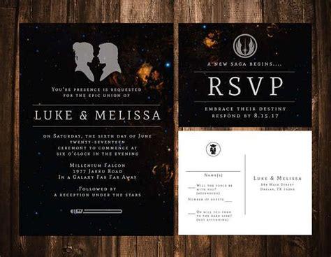 wars wedding invitations 211 best wars wedding ideas images on