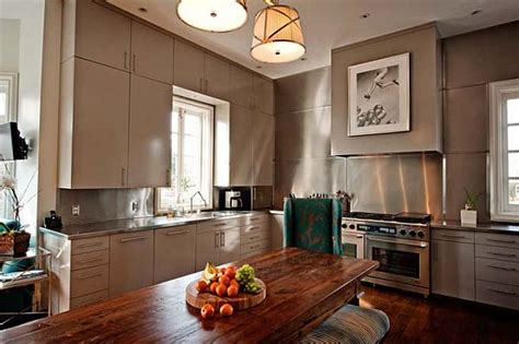 modern  sophisticated kitchen design   wills company