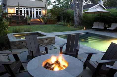outdoor living contemporary landscape san francisco