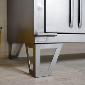 Pied Meuble Design : pied type hairpin legs pour table basse 40cm ref vesta40 pyeta ~ Teatrodelosmanantiales.com Idées de Décoration