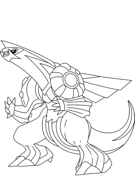 Kleurplaten Palkia by Pearl Palkia Coloring Pages Coloring Pages