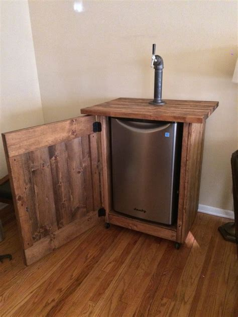 Diy Kitchen Island Ideas - danby dar044a6bsldb kegerator cabinet build home brew forums projects to try pinterest