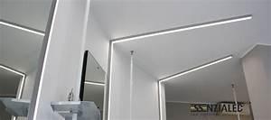 Lampade Led Lineari prodotte su misuraEssenzialed Illuminazione a led