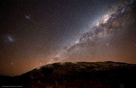 Download Wallpaper The Night Sky Milky Way Galaxy Star