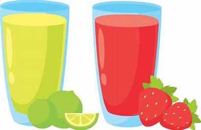Juice Clipart Strawberry Water Transparent Cartoon Clip