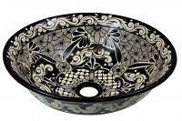 Bemalte Keramik Waschbecken : bunte waschbecken serena ~ Markanthonyermac.com Haus und Dekorationen