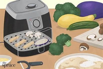 Air Fryer Vegetable Cooking Vegetables Gamechanger