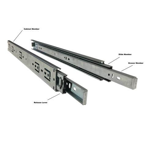 Sliding Drawer Hardware by Linear Drawer Slides Drawer Sliding Rails For Cabinet