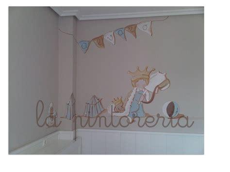 d馗oration chambre peinture murale deco chambre bébé peinture murale pour chambre d 39 enfant un prince