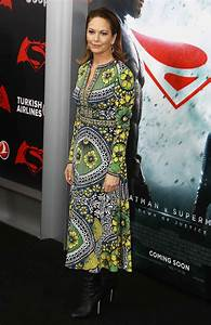 Diane Lane at Batman V Superman: Dawn Of Justice Premiere ...