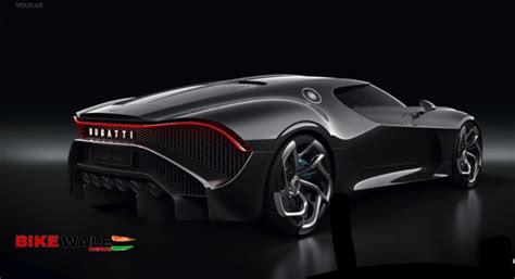 Baptized bugatti chiron sport, it arrives with no change in power or performance data, but with significantly improved handling and even greater thanks to the addition of new lightweight wheels, and increased use of carbon fiber, including on the windscreen wiper, the new bugatti chiron sport. Bugatti Chiron Black Car price is Rs 118 crores - Most ...