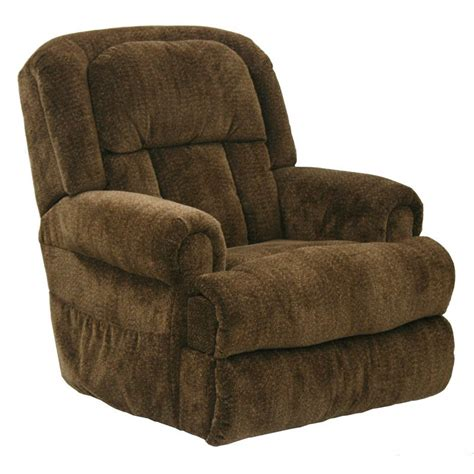 catnapper burns fabric power lift lay flat recliner