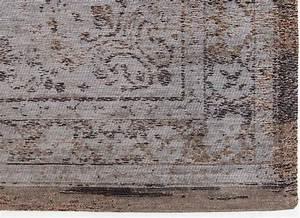 Louis De Poortere : louis de poortere rug fading world grey ebony 8257 medallion design luxury rug shop uk ~ Frokenaadalensverden.com Haus und Dekorationen