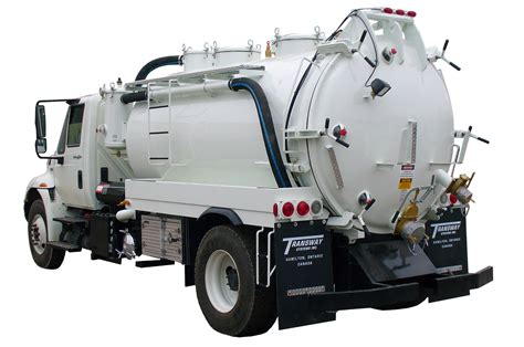 2500 Us Gallon Septic Truck