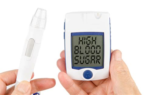 High Blood Sugar (hyperglycemia)