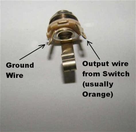output cable replacment fender stratocaster guitar forum
