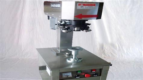crown beverage cans drinking tin sealing machine semi automatic sealer dosen verschliessmaschine