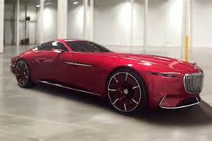 Mercedes Maybach Concept Car 6