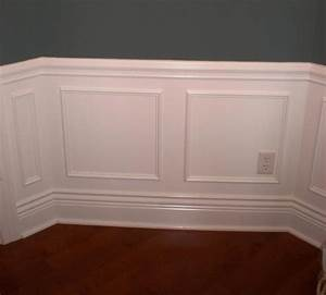 Chair Rail Molding Traditional — The Kienandsweet