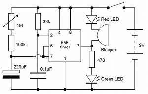 adjustable analog timer schematic design With adjustable industrial timer circuit electronic circuit projects