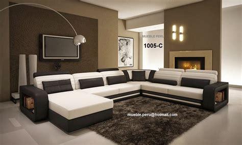 Black Leather Couch Living Room Ideas by Mueble Per 218 Muebles De Sala Muebles De Sala 3 2 1