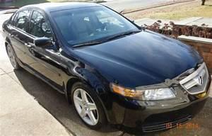 Find Used 2005 Acura Tl Nighthawk Black 6 Speed Manual 6