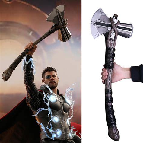 2018 avengers infinity war thor stormbreaker axe cosplay