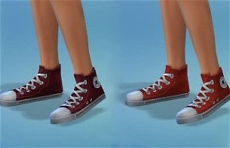 converse » Sims 4 Updates » best TS4 CC downloads