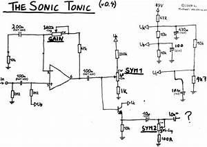 Low Pass Filter Using 4558 Circuit Today