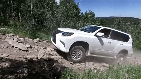 lifted lexus gx460 lifted lexus gx460 takes on the cliffhanger 20 off road