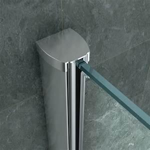 Dusche 100 X 100 : 100 140 x 200 glas duschwand duschkabine duschabtrennung dusche duschtrennwand ebay ~ Bigdaddyawards.com Haus und Dekorationen