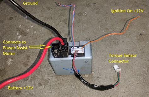 Electric Power Steering With Fail Safe Ebay